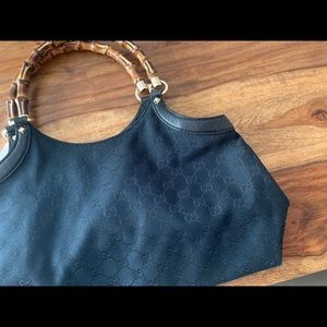 Authentic Gucci Bamboo bag